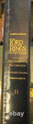 Lord of the Rings Return of the King The Two Towers Sealed 5 Blue 6 Green Vinyl