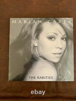 MARIAH CAREY THE RARITIES 4x 12 VINYL LP SET RARE/DELETED NEWithSEALED