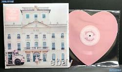 MELANIE MARTINEZ K-12 LP MINT GREEN VINYL New SEALED with BONUS HEART SHAPE DISC