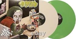 MF Doom MM. Food Green & White Colored Vinyl Me Please VMP 2x Vinyl LP