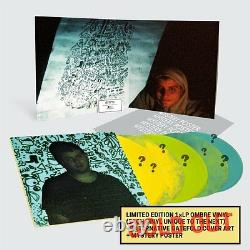 Mac Demarco This Old Dog YELLOWithBLUE/GREEN VINYL LP Record & MP3 & Giant Poster