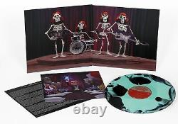 Mad Monster Party OST Soundtrack Black Green Swirl Vinyl LP / (Sealed)