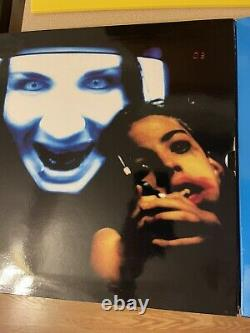 Marilyn Manson Portrait Of An American Family Lime Green Vinyl Box Set Original
