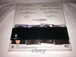Metallica And Justice For All Green vinyl 45rpm 4xLp Boxset