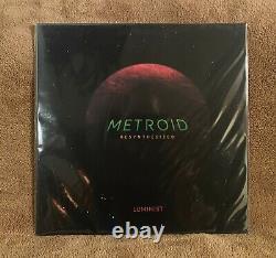Metroid Resynthesized LP VGM Green Splatter Vinyl NES NOT MOONSHAKE New VGM
