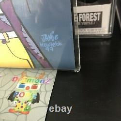 Mindless Self Indulgence Frankenstein Girls Vinyl LE 1,000 GREEN 1st Pressing