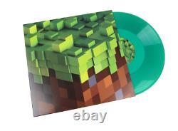 Minecraft Volume Alpha (Transparent Green Vinyl) by C418 Record 2015 IN HAND