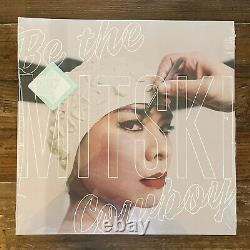 Mitski Be The Cowboy LP Album Ltd Coke Bottle Green New Rare Sold Out Sealed