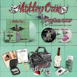`Motley Crue Dr. Feelgood (30th Anniversary) LP+CD+3 (US IMPORT) VINYL LP NEW