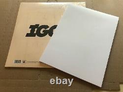 NEW SUPER RARE Tyler, the Creator Igor MINT GREEN Vinyl LP with poster