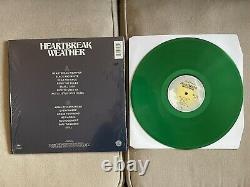 Niall Horan Heartbreak Weather Spotify Exclusive Translucent Green Vinyl LP