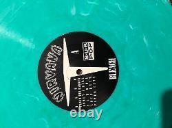 Nirvana Bleach Green Vinyl Mint Rare Kurt Cobain Limited Edition LP Unplayed OOP