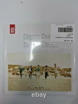 One Direction 1D Up All Night Debut Limited Green LP Vinyl Record
