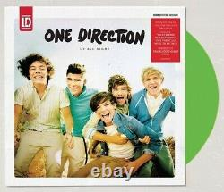 One Direction 1D Up All Night Exclusive Limited Green Colored Vinyl LP