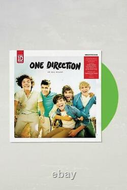 One Direction Up All Night 2xLP Green Vinyl New Sealed Urban Outfitters