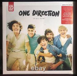 One Direction Up All Night Green 2 Vinyl LP Harry Styles Niall Horan Zayn Malik