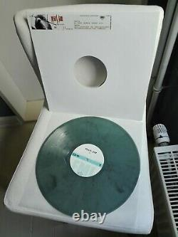 PEARL JAM limited/numbered 22/500 Promo green marbled Vinyl LP Vs. (1993)
