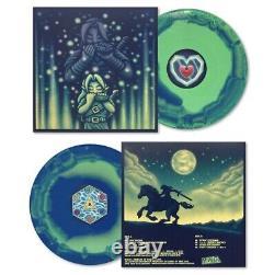 POLYGON DREAM ZELDAWAVE Vinyl Ocarina Of Time Not Moonshake Vgm Ost Nintendo Nes