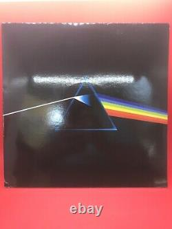 Pink Floyd Dark Side Of The Moon 1993 Green Nm Vinyl Limited Edition Cr 1-017/01