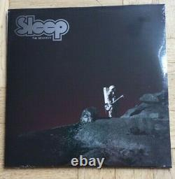 Rsd Ultra Rare Sleep The Sciences Green/black 2lp Vinyl -third Man Edition