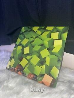SEALED Minecraft Vinyl Minecraft Volume Alpha (Transparent Green Vinyl)