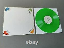 SILVERCHAIR original green Vinyl LP Frogstomp (1995)