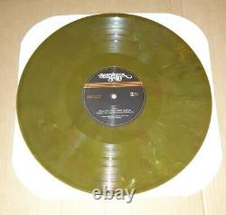 SILVERSTEIN- A Shipwreck In The Sand GREEN Vinyl ed. 600 First Press