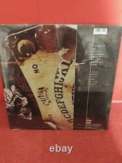SLIPKNOT Self Titled 1999 RoadRunner Slime Green Vinyl US 1st Press SEALED
