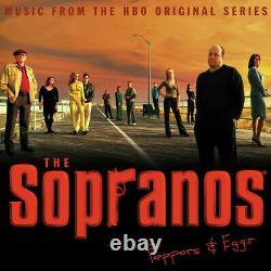 SOUNDTRACK Sopranos 2LP Vinyl RSD 2019 GREEN NEW