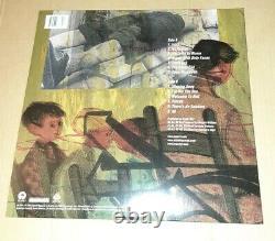 SUM 41- Chuck CAMO GREEN Vinyl ed. 500