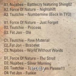 Samurai Champloo/The Way Of The Samurai Vinyl Collection Analog Edition Green