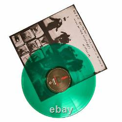 Slipknot 2009 Road Runner Records Green Vinyl LP Debut Album T-Shirt Box Set -M