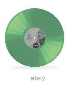 Snoh Aalegra Ugh, Those Feels Again Limited to 500 Vinyl Records Green PREORDER