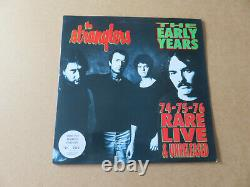 THE STRANGLERS The Early Years GREEN & BROWN VINYL PRESSING 2 x LP SPEAKDLP101