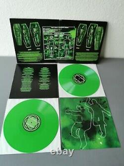 TYPE O NEGATIVE original green Vinyl 2LP Dead Again (2007)