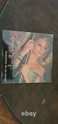 Taylor Swift Teardrops On My Guitar Vinyl Record Limited SEALED multiple #S LOW