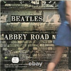 The Beatles Abbey Road Lp Apple Uk Green Vinyl Rare 1978 Export Nr Mint