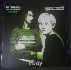 The Charlatans Up To Our Hips Rare Green Vinyl Lp Ltd 250 Copies Sealed