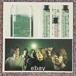 Theyre Only Chasing Safety by Underoath Vinyl Record RARE Marble Green