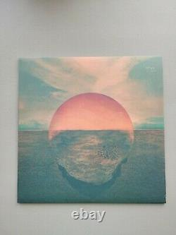 Tycho DIVE green clear color RARE vinyl free shipping like new 2 X LP Newbury