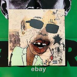 Tyler the Creator IGOR Vinyl LP Limited Deluxe Green Poster