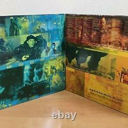V. A Godzilla The Album 2LP LTD GREEN VINYL Green Day Jamiroquai Rage Against