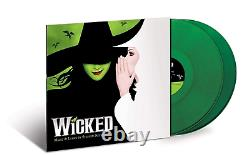 Wicked Original Music Soundtrack Exclusive Limited Edition Green 2x Vinyl LP