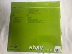 Wicked Original Soundtrack Exclusive Green Black Split Vinyl 2LP F Ariana Grande