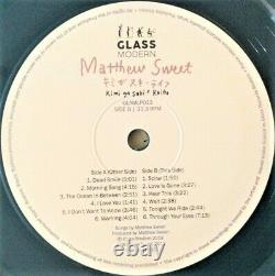 YOSHITOMO NARA Ltd Ed Cover Art Matthew Sweet LP'Kimi Ga SukiRaifu' Vinyl Grn