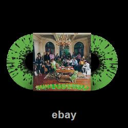 Young Thug Slime Language 2 SL2 Green with Black Splatter Vinyl LP PREORDER